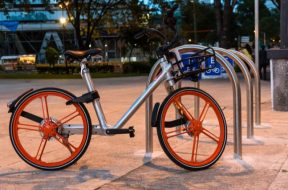 Mobike y Lime
